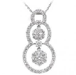 diamond necklaces, necklaces, pendants, diamond pendants