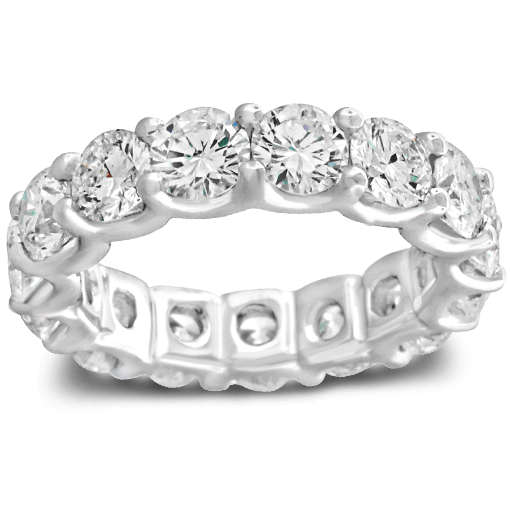 bands and baguette weddign round band wedding nikkita ring alternating with ct diamond diamonds